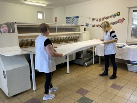 Wäscherei Piroth - Team