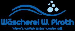 Logo Wäscherei W. Piroth Simmern Hunsrück