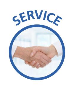 Wäscherei Piroth - Leistung Service